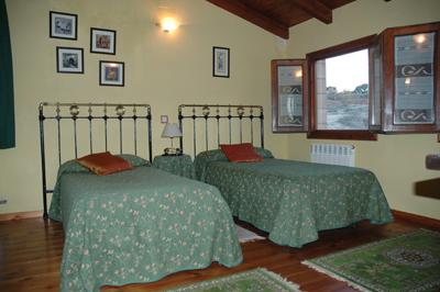 Habitación Suite El Ático Casa Rural el Colorao