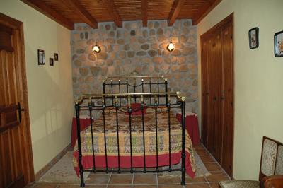 Habitación Suite La Torre Casa Rural el Colorao