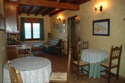 Salón Casa Rural el Colorao
