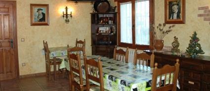 Cocina casa rural rioja